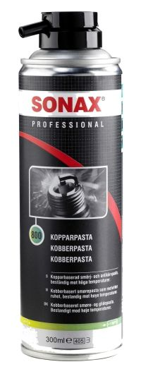 SONAX Professional Kuparitahna, spray 300 ml